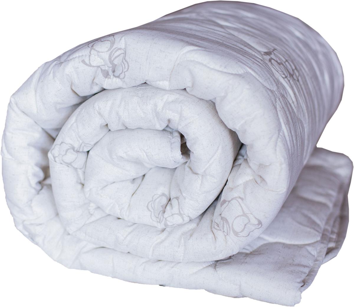 Одеяло Sortex Natura, наполнитель: хлопок, силиконизированное волокно, 200 х 220 см одеяло sortex эвкалипт наполнитель звкалиптовое волокно силиконизированное волокно 200 х 220 см