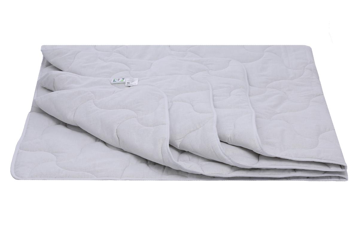 Одеяло Sortex Natura, наполнитель: лен, силиконизированное волокно, 200 х 220 см одеяло sortex эвкалипт наполнитель звкалиптовое волокно силиконизированное волокно 200 х 220 см