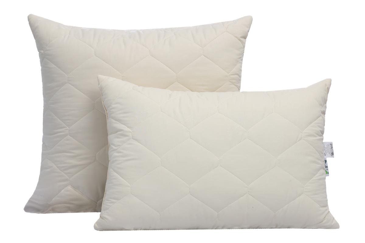 Подушка Sortex Natura, наполнитель: бамбуковое волокно, силиконизированное волокно, 50 x 70 см одеяло sortex эвкалипт наполнитель звкалиптовое волокно силиконизированное волокно 200 х 220 см