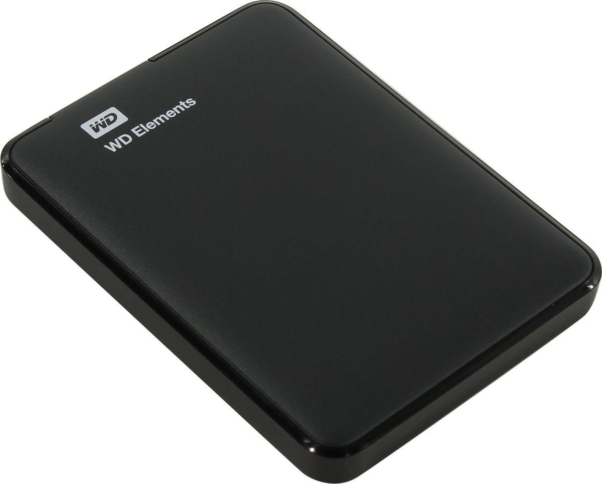 WD Elements 500GB HDD-накопитель (WDBUZG5000ABK-WESN) wd 1t