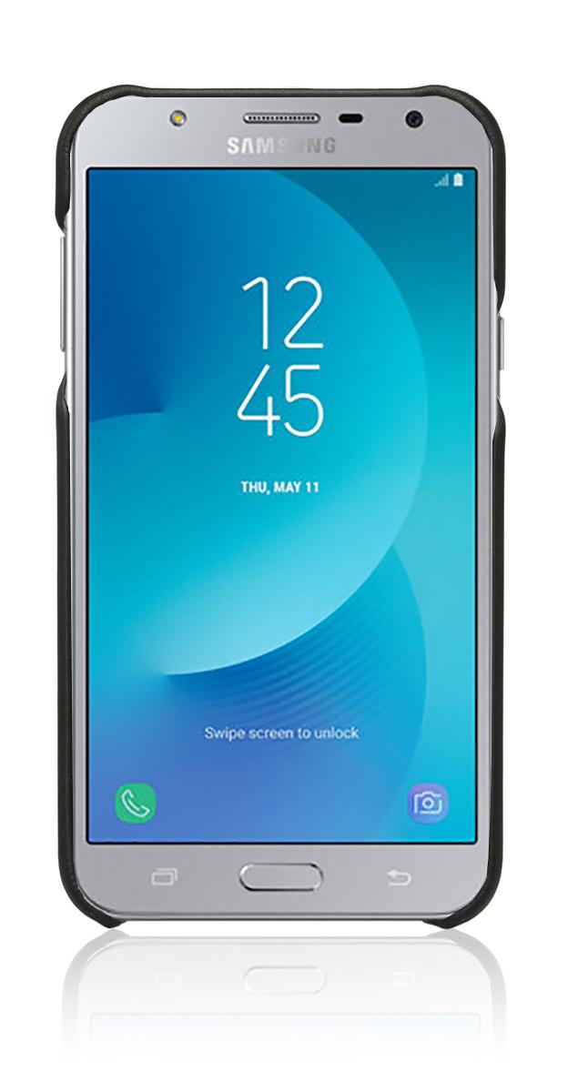 Накладка G-Case Slim Premium для Samsung Galaxy J7 Neo SM-J701F/DS черная мобильный телефон samsung galaxy j7 neo sm j 701 f ds черный