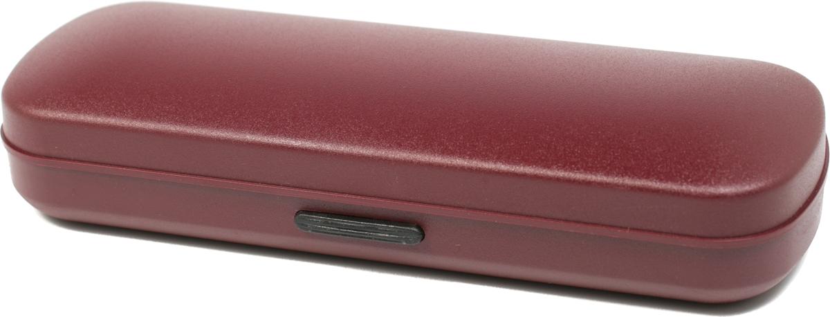 Футляр для очков женский Mitya Veselkov, цвет: бордовый. B14c6 цена и фото