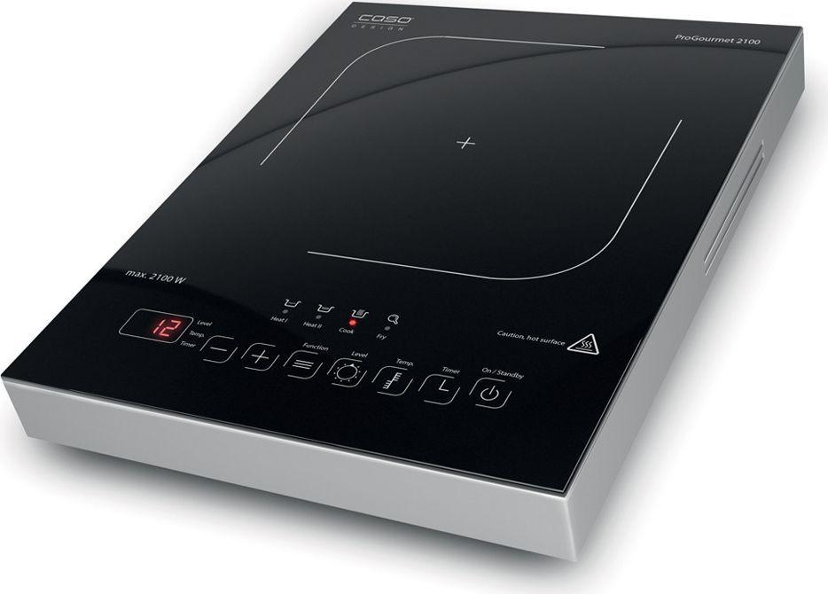 Настольная плита CASO Pro Gourmet 2100, Black