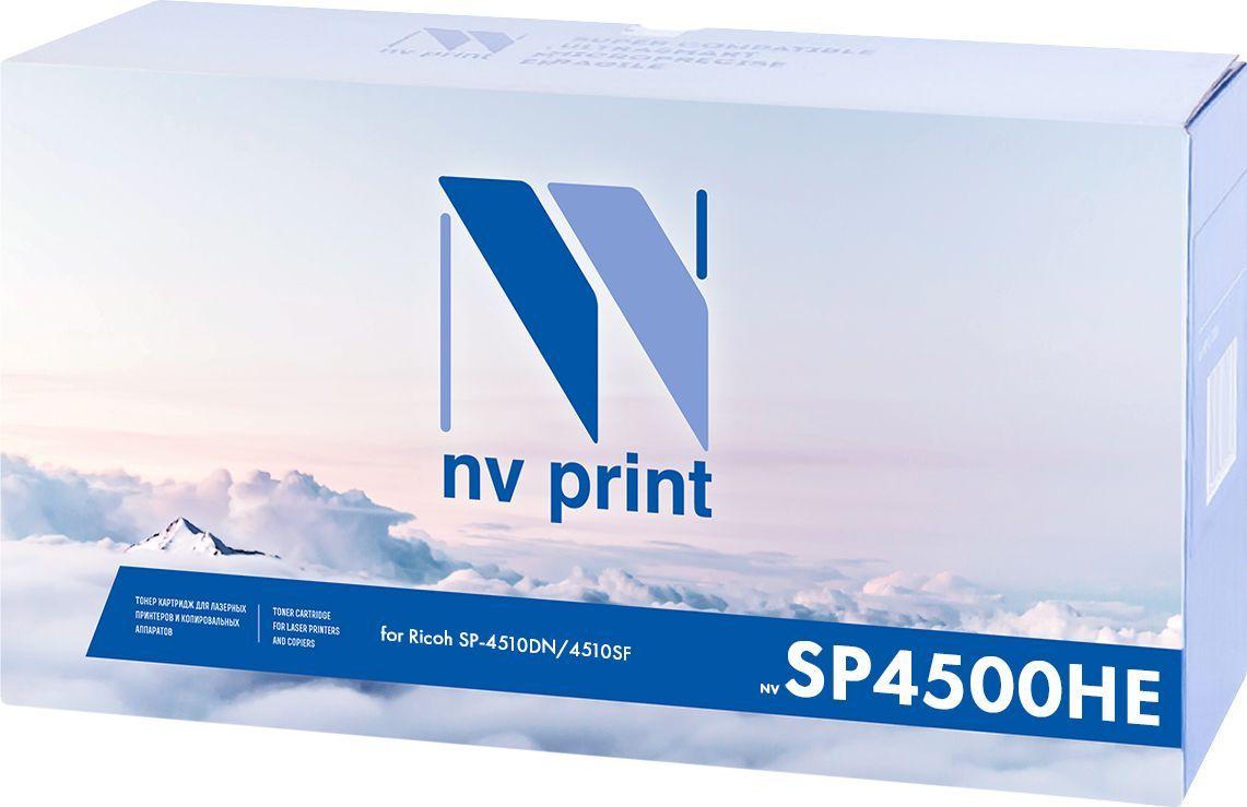 Картридж NV Print NV-SP4500HE, черный, для лазерного принтера цена