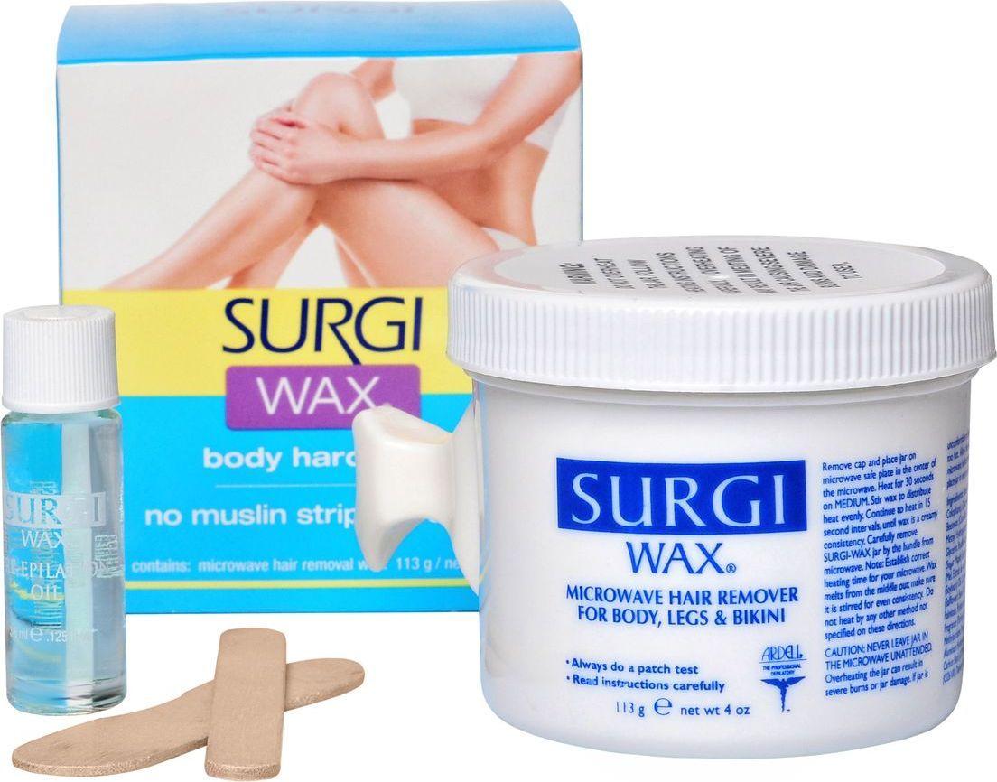 Surgi Wax Body & Leg Воск для удаления волос на теле и ногах