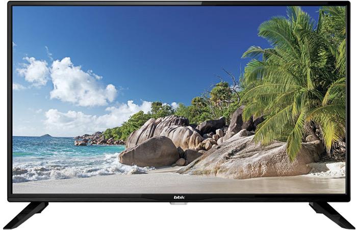 Телевизор BBK 32LEM-1045/T2C, черный bbk 32lem 1018 t2c