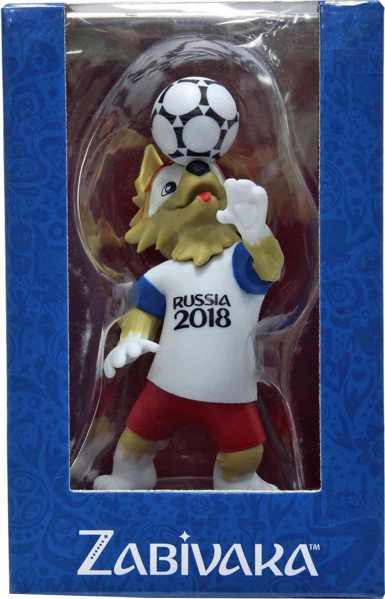 FIFA-2018 Фигурка Волк Забивака Header цена