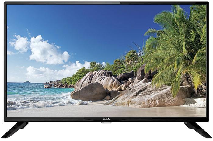 Телевизор BBK 39LEM-1045/T2C 39, черный