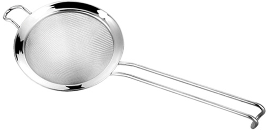 Сито Tescoma GrandCHEF, цвет: серебристый, диаметр 14 cм сито tescoma grandchef 428394