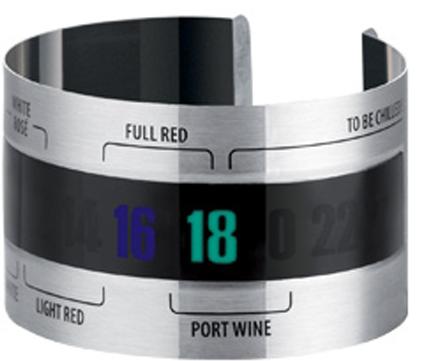 Термометр для вина Tescoma Uno Vino штопор сомелье tescoma uno vino 695412