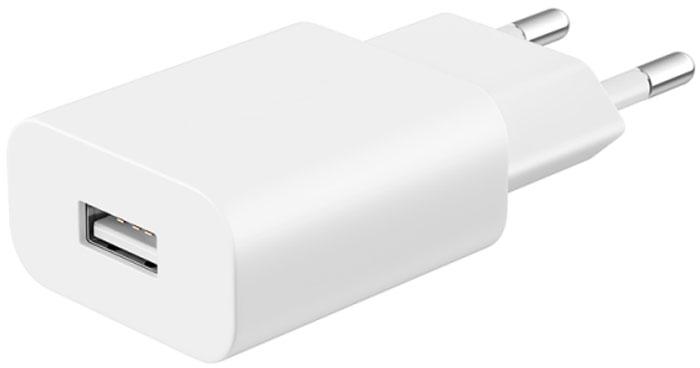 лучшая цена Deppa Ultra One 1А, White сетевое зарядное устройство