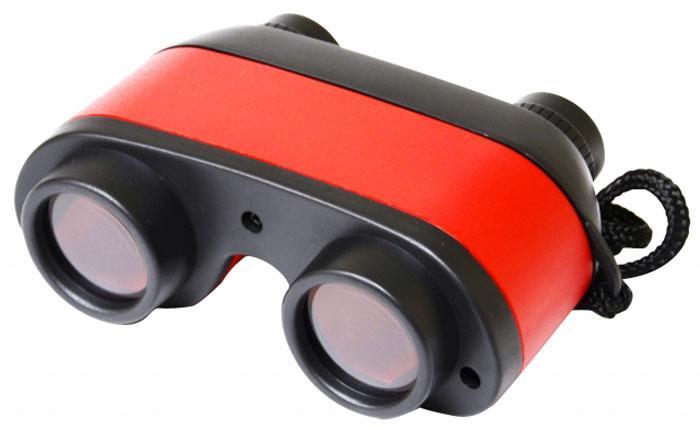 Edu-Toys Бинокль цвет красный BN328 цена