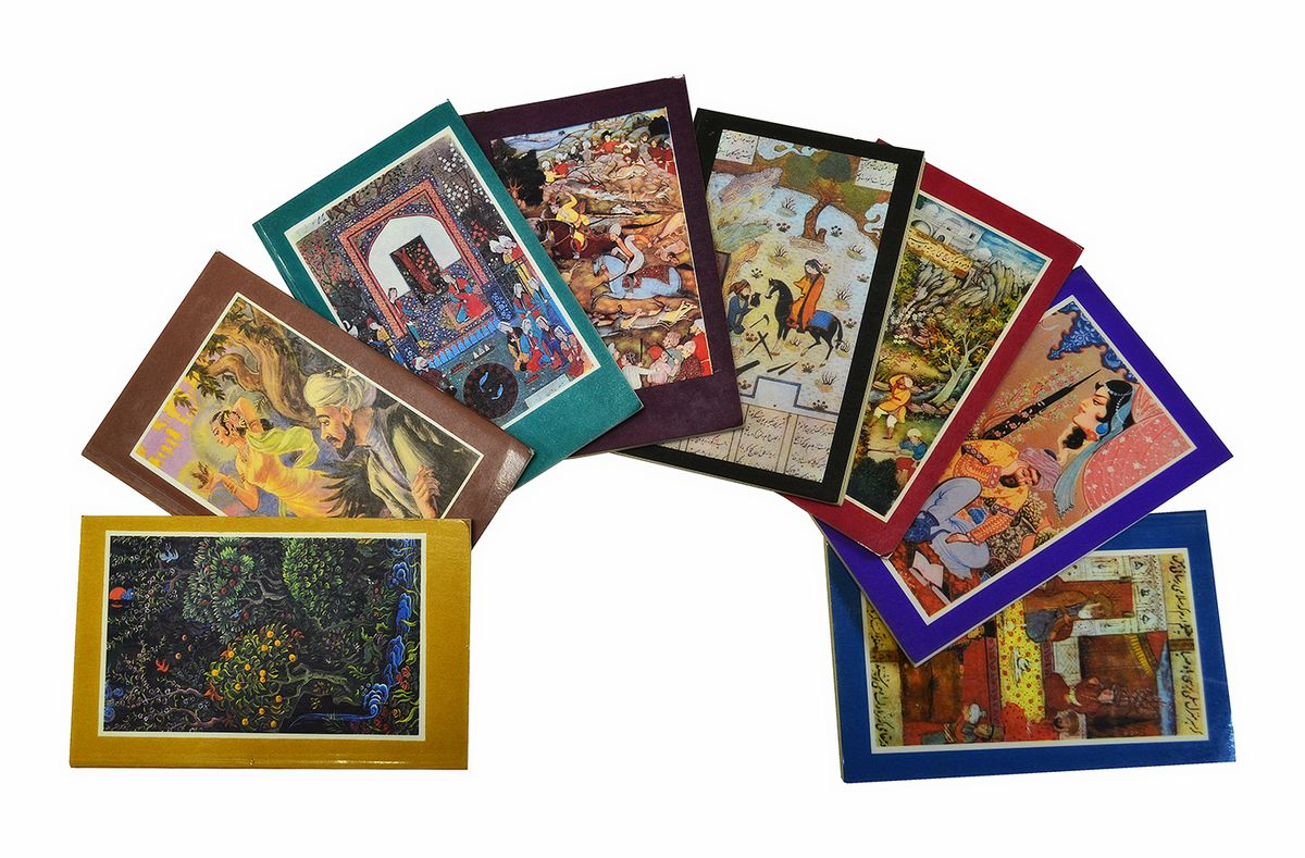 Серия Избранная лирика Востока (комплект из 8 книг) серия книга за книгой комплект из 36 книг