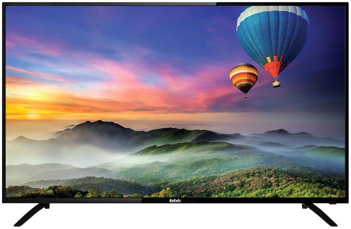 Телевизор BBK 50LEM-1056/FTS2C 50, черный