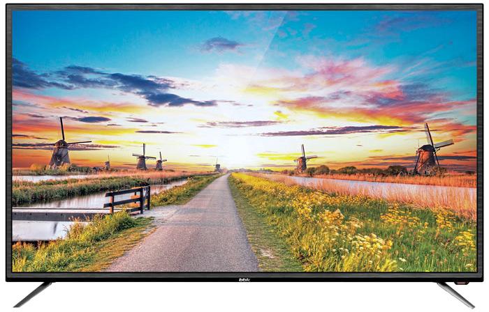 Телевизор BBK 50LEX-6027/UTS2C, черный цены