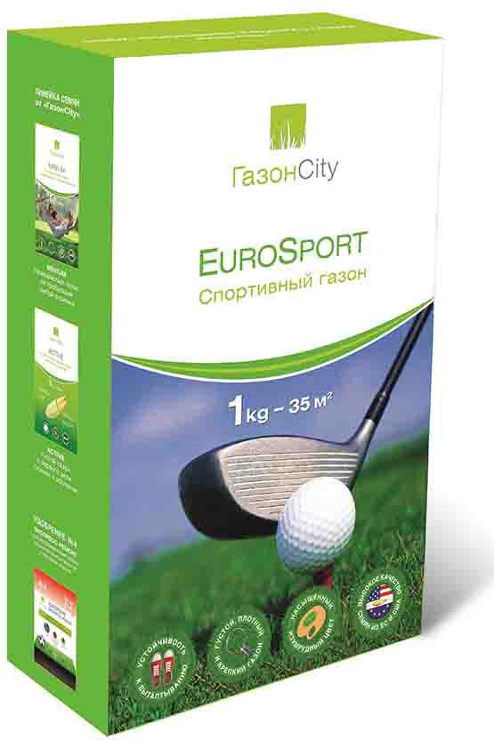 Газон ГазонCity EuroSport, 1 кг Уцененный товар (№1)