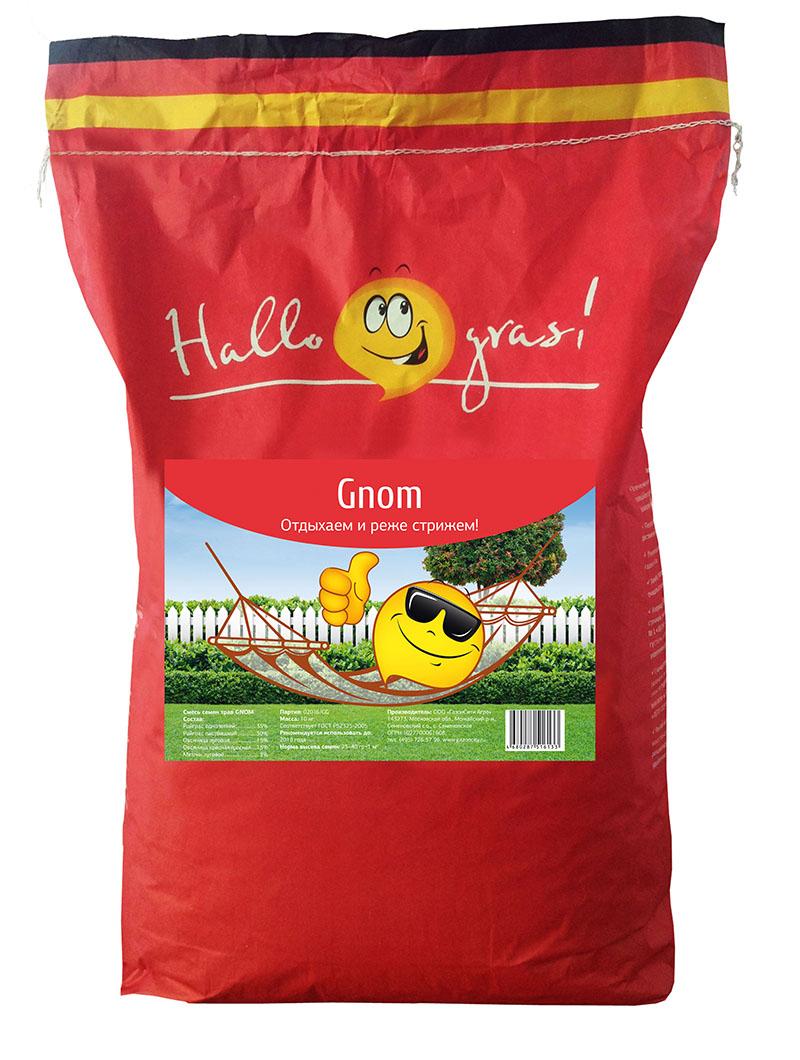 Газон Hallo Gras Gnom Gras, 10 кг hallo anna 2 arbeitsbuch page 5