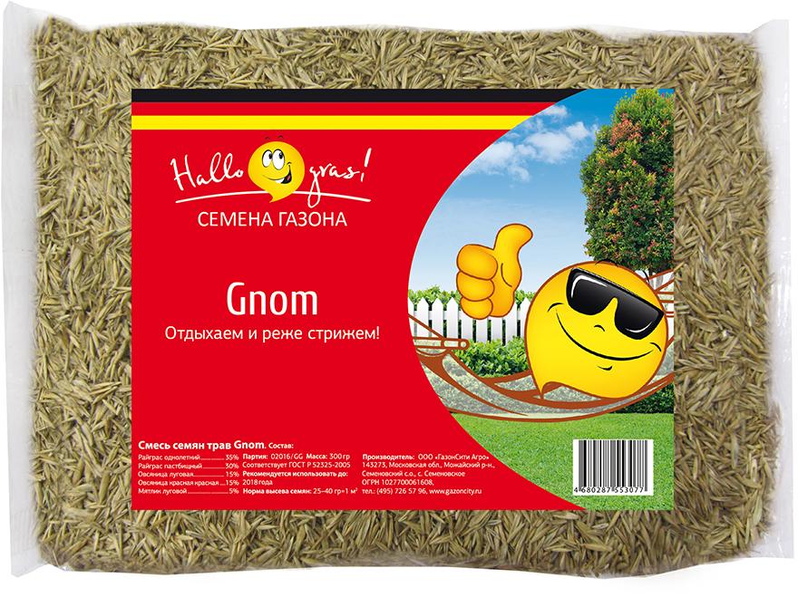 Газон Hallo Gras Gnom Gras, 300 г hallo anna 2 arbeitsbuch page 5
