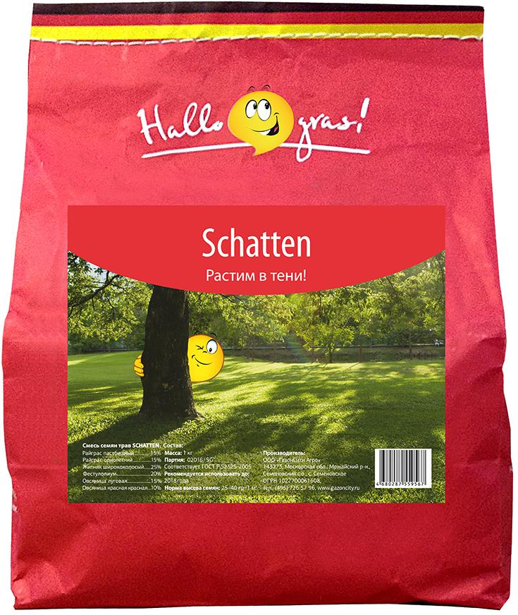 Газон Hallo Gras Schatten Gras, 1 кг лонгслив printio mardi gras