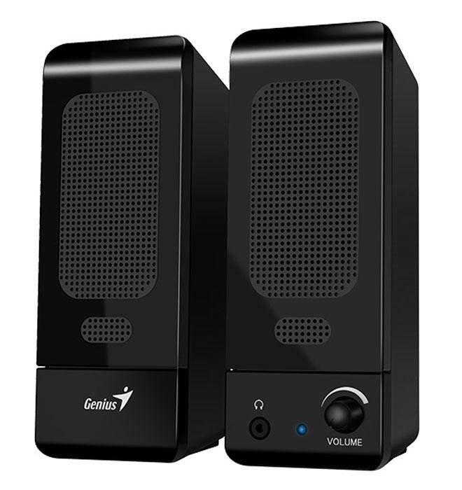 Компьютерная акустика Genius SP-U120, Black компьютерная акустика genius sp u120 31731057100