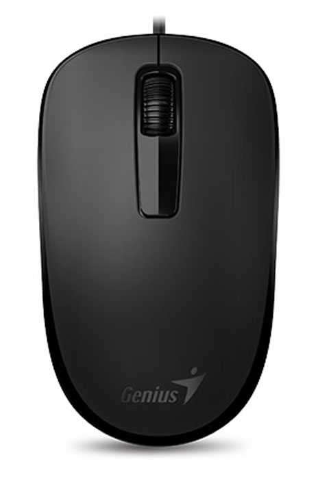 лучшая цена Мышь Genius DX-125, Black