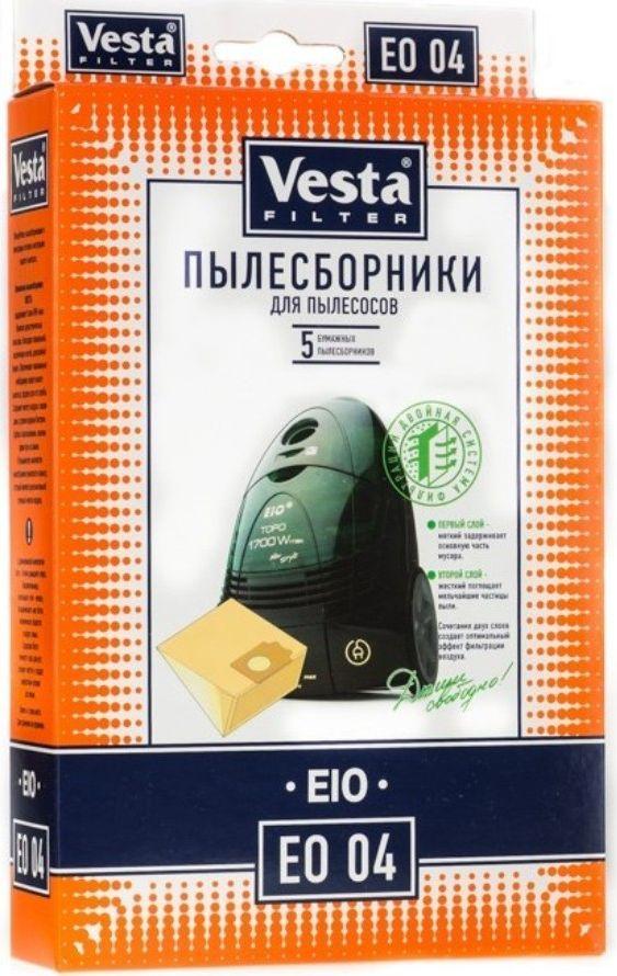 Vesta filter EO 04комплект пылесборников, 5 шт Vesta filter
