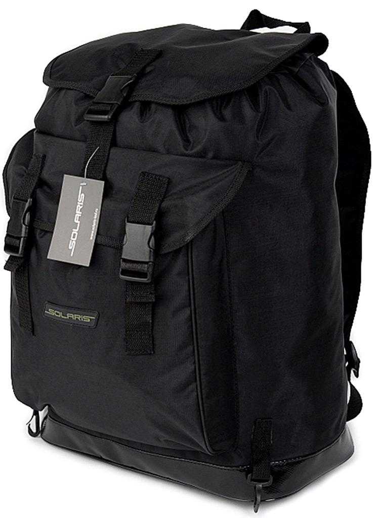 """Рюкзак туристический """"Solaris"""", цвет: черный, 40 л"""