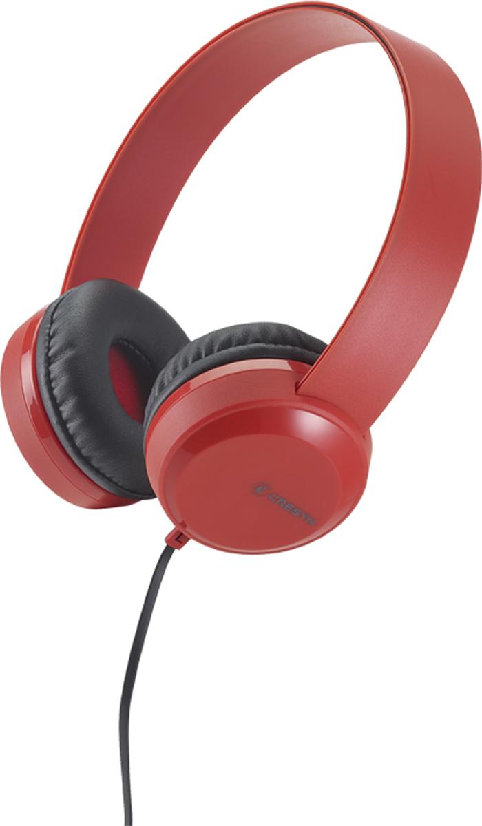 Cresyn C260H mic, Red наушники