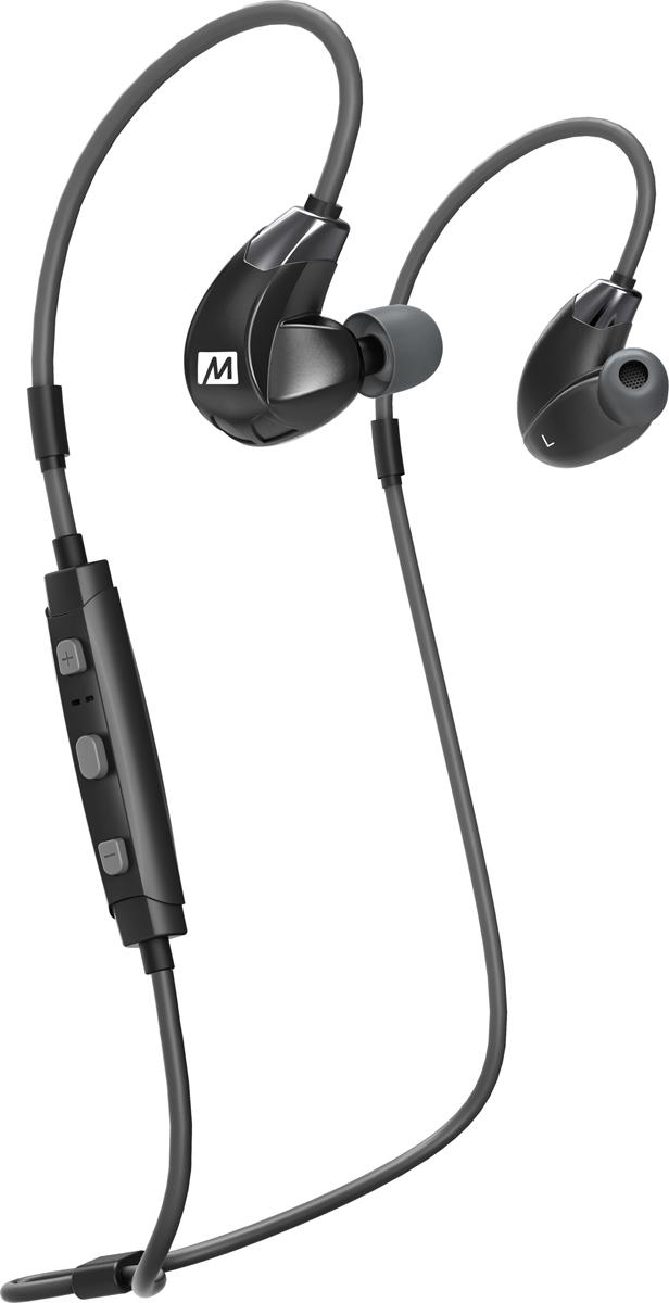 Беспроводные наушники MEE Audiо Х7PLUS, черный беспроводной адаптер для наушников mee audiо btc1 m6 pro clear