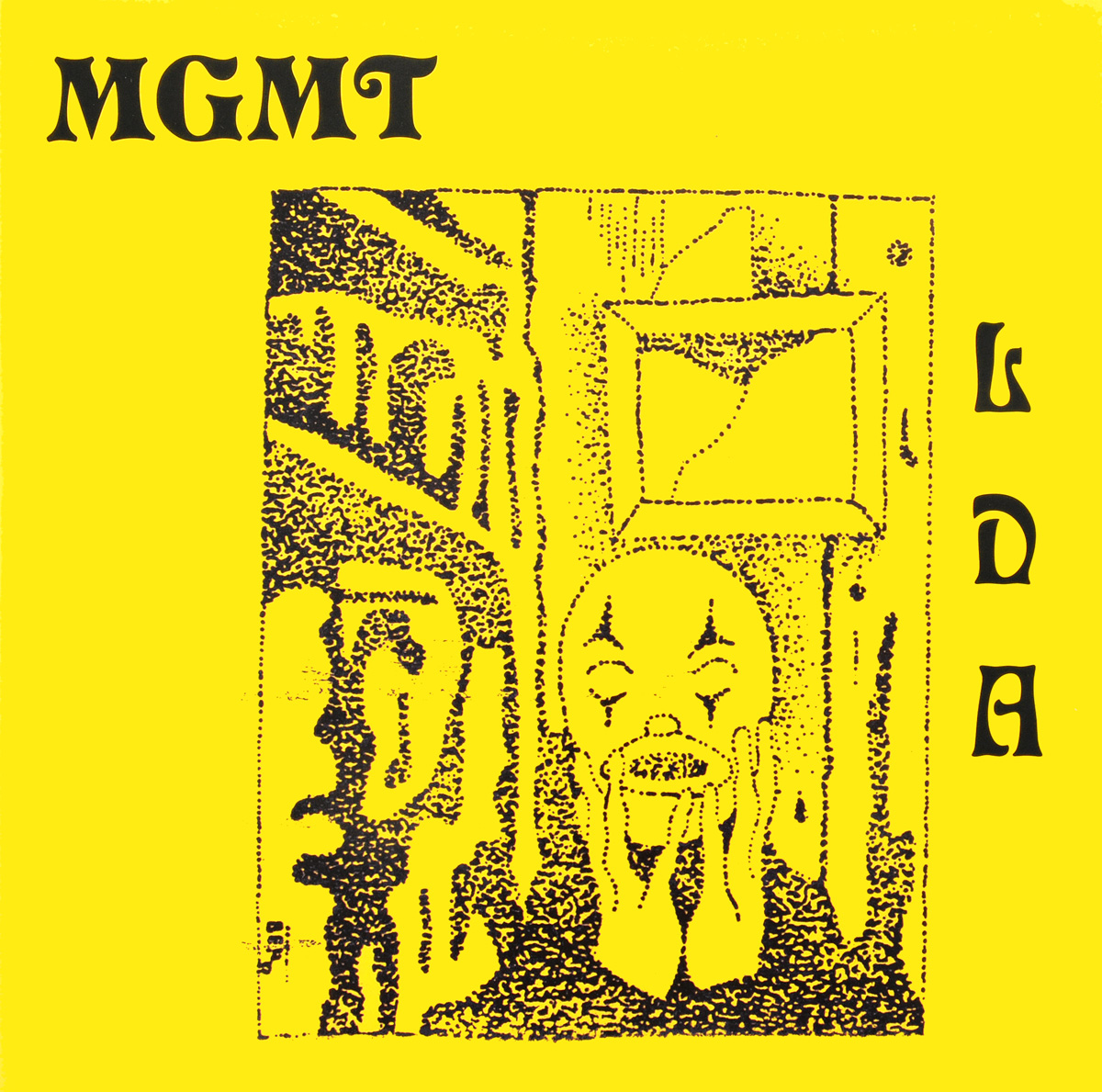 MGMT MGMT. Little Dark Age (2 LP) mgmt oslo