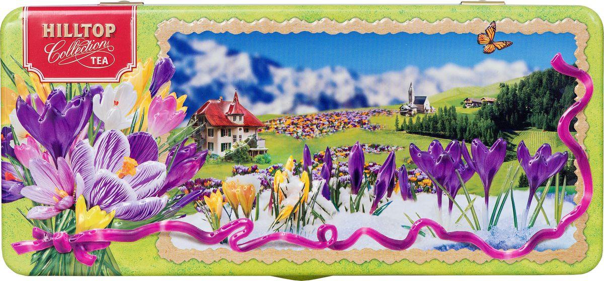 Фото - Hilltop Праздничный сюрприз подарочный набор, 3 шт по 50 г hilltop романтический пейзаж подарочный набор 3 шт по 50 г
