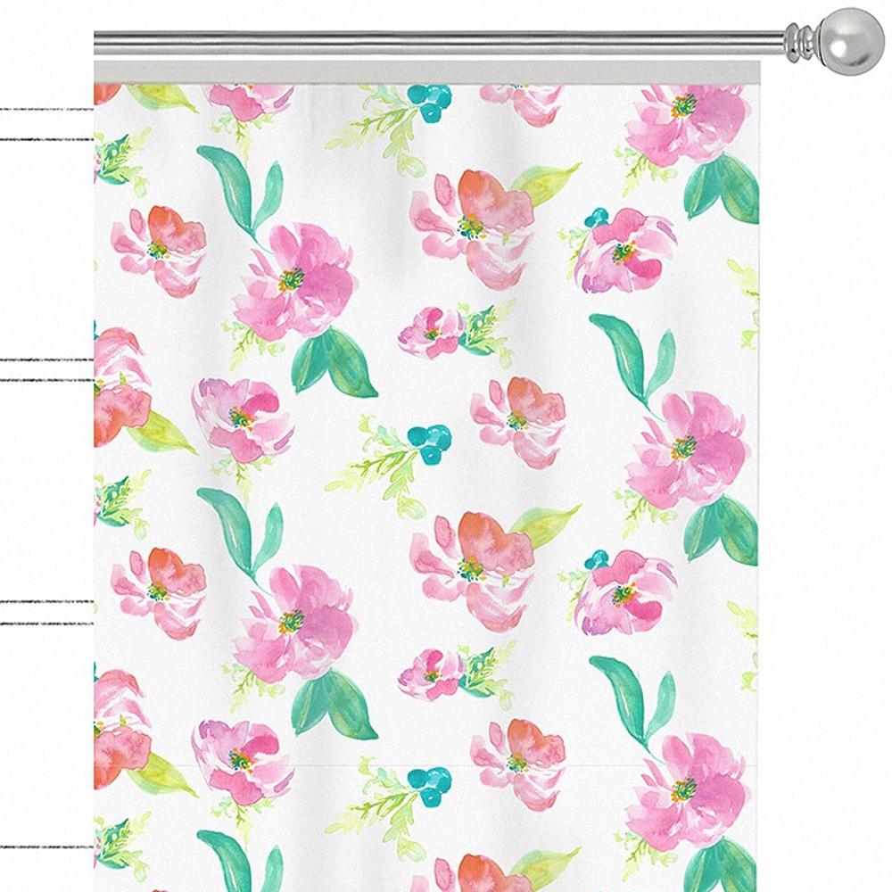 Штора Apolena Beautiful, на ленте, цвет: розовый, высота 270 см. P508-8251/1P508-8251/1Штора Apolena выполнена из натуральной современной ткани Easy Care, в составе которой 65% хлопка и 35% полиэстера, что предполагает длительное использование и экологичность. Ткань не выгорает и не выцветает при стирке за счет высококачественной финишной обработки полотна на фабрике. Изысканный дизайн коллекции соответствует последним модным тенденциям и удачно впишется в современный интерьер квартиры или загородного дома, особенно в сочетании с другими элементами данной коллекции. Штора крепится к карнизу при помощи шторной ленты. Вы можете самостоятельно подобрать наиболее предпочтительный вид крючков для круглого карниза или шины. При желании вы можете присборить штору с помощью тесьмы, предварительно закрепив ее концы с обеих сторон.
