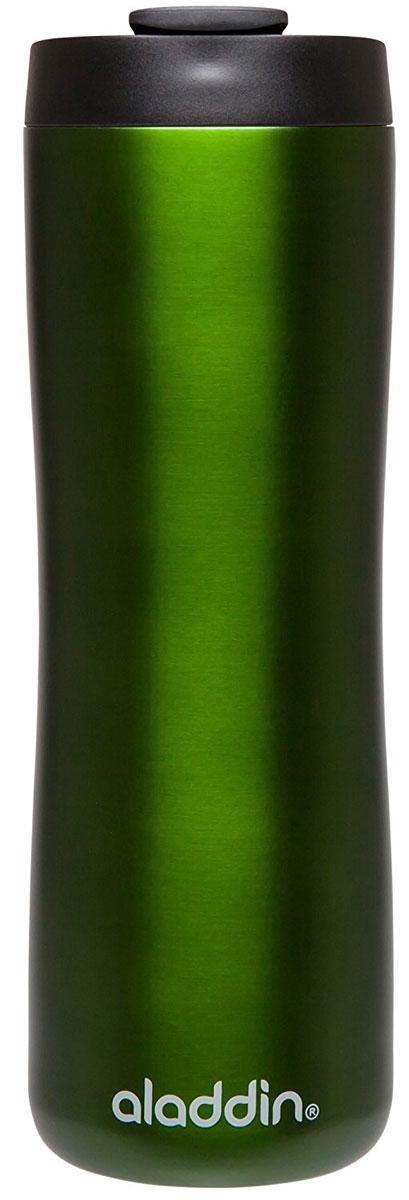 Термокружка Aladdin, цвет: зеленый, 470 мл. 10-01919-021