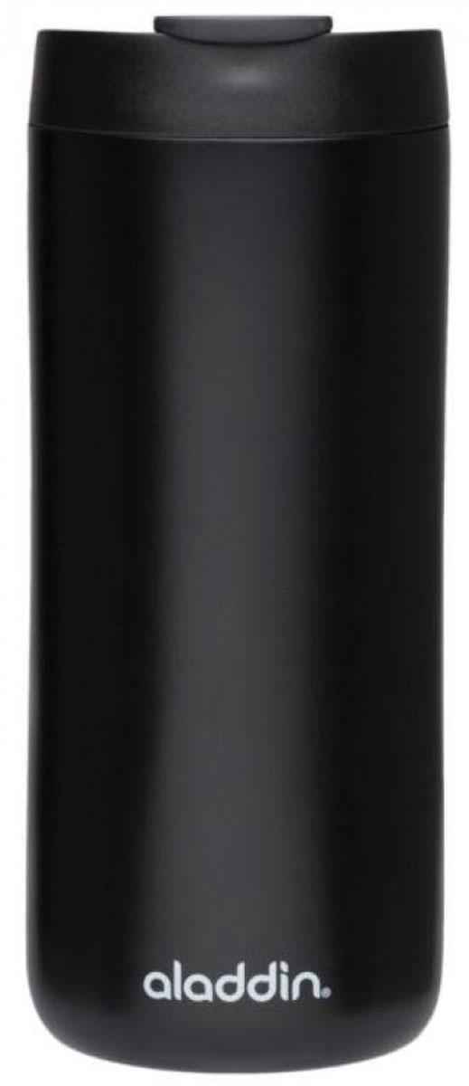 Термокружка Aladdin, цвет: черный, 350 мл