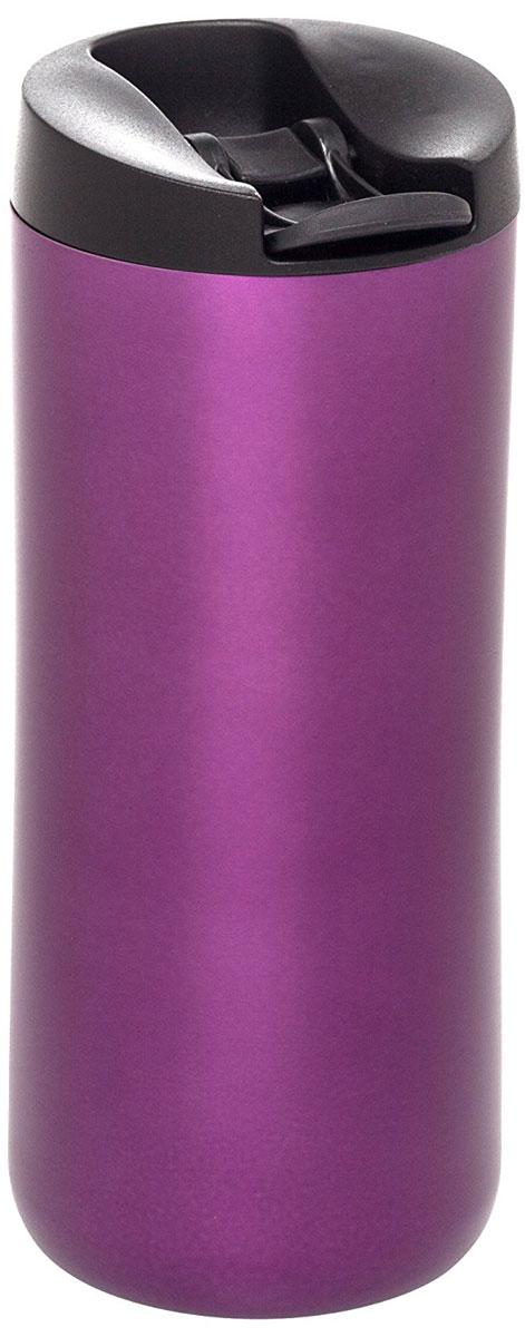 Термокружка Aladdin, цвет: фиолетовый, 350 мл