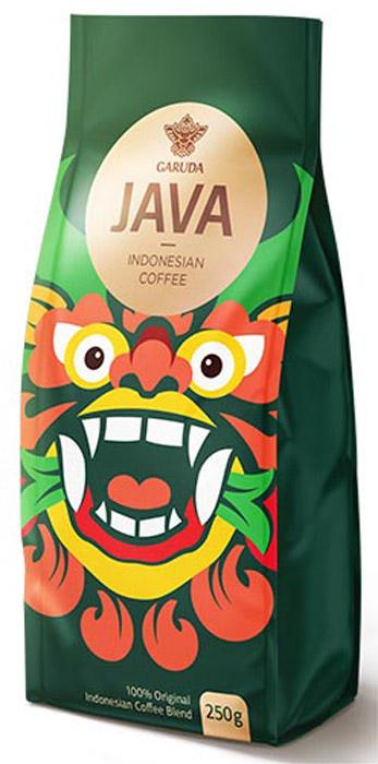 garuda bali кофе молотый 250 г Garuda Java кофе молотый, 250 г