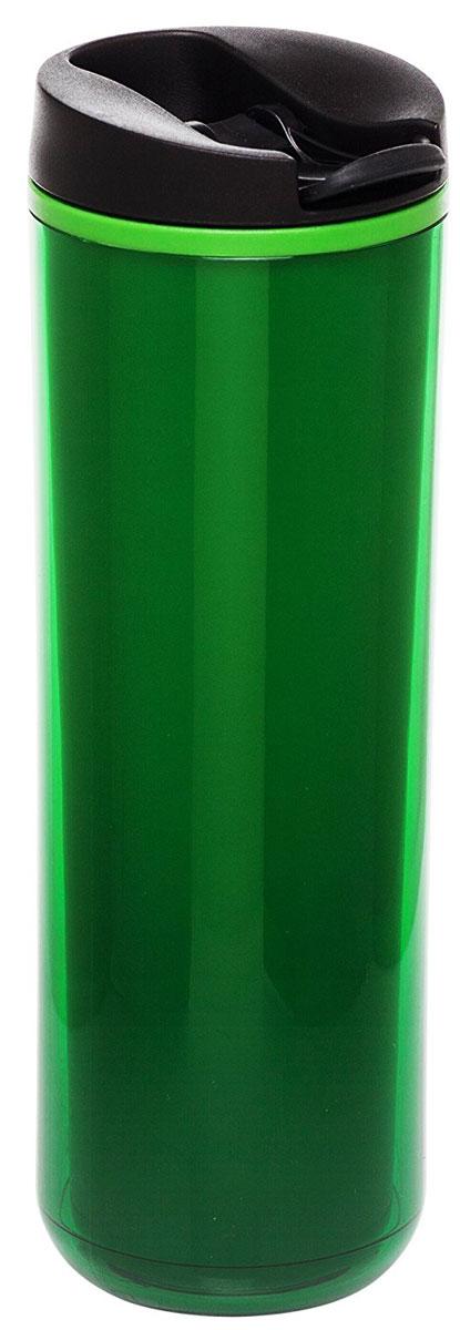 Термокружка Aladdin, цвет: зеленый, 470 мл