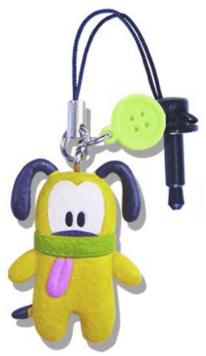 Tomy Брелок для мобильного телефона Друзья Disney цвет желтый игрушка для ванной tomy водный дракон то72356