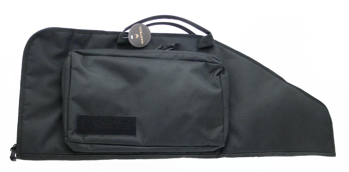 Чехол для оружия тактический Vektor, с карманом, цвет: черный, 83 х 30 см чехол для оружия vektor цвет зеленый а 8 1 з