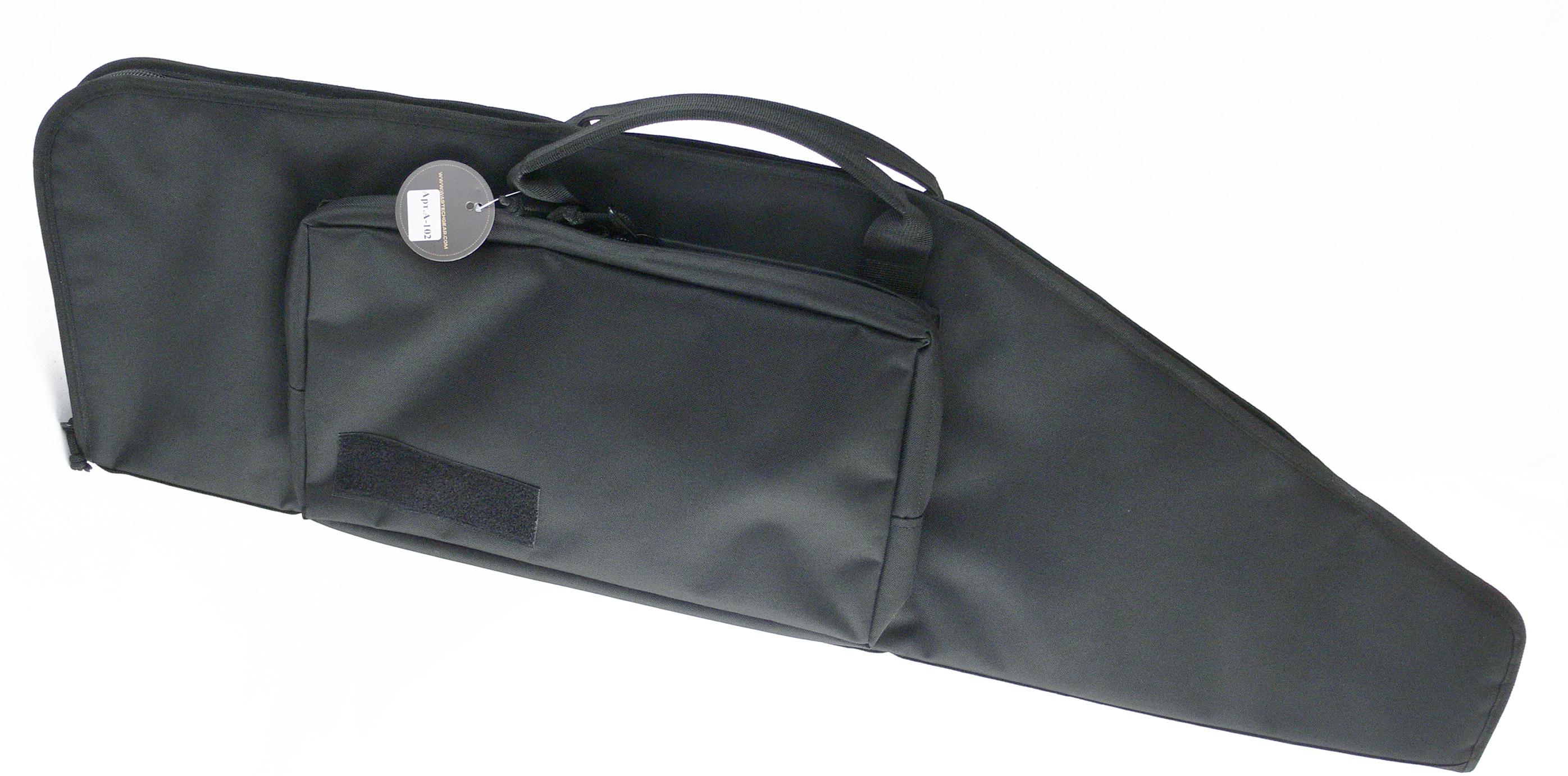 Чехол для оружия тактический Vektor, с карманом, цвет: черный, 95 х 30 см чехол для оружия vektor цвет зеленый а 8 1 з