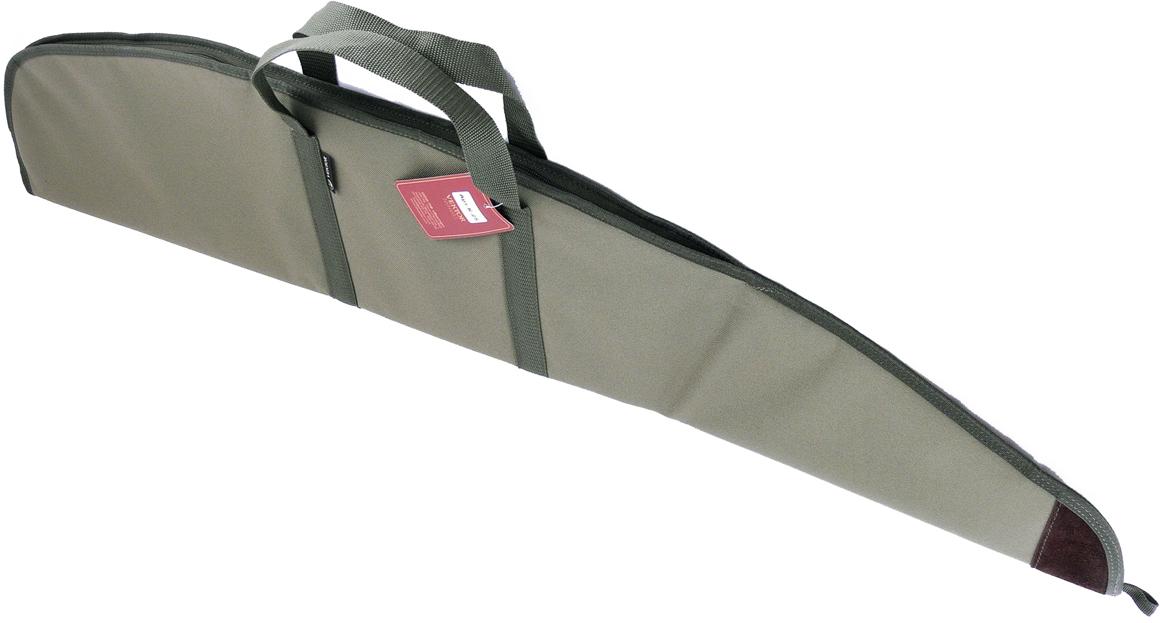 Чехол для винтовки Vektor, цвет: зеленый, с оптикой, длина 113 см комлект карабинов с оттяжкой camp photon wire express ks 15 15