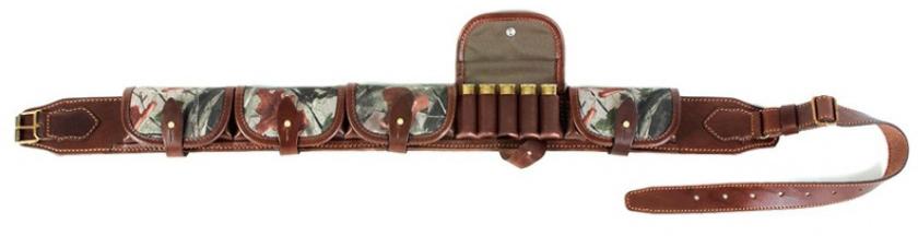 Патронташ закрытый Vektor, на 25 патронов. П-56