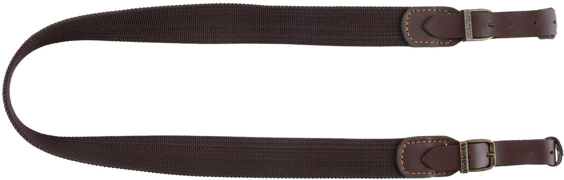 Ремень для ружья Vektor, цвет: коричневый, ширина 35 мм. Р-7 з
