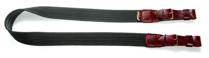 Ремень для ружья Vektor, цвет: коричневый, ширина 35 мм набор из 3 кухонных полотенец три поросенка 45х60