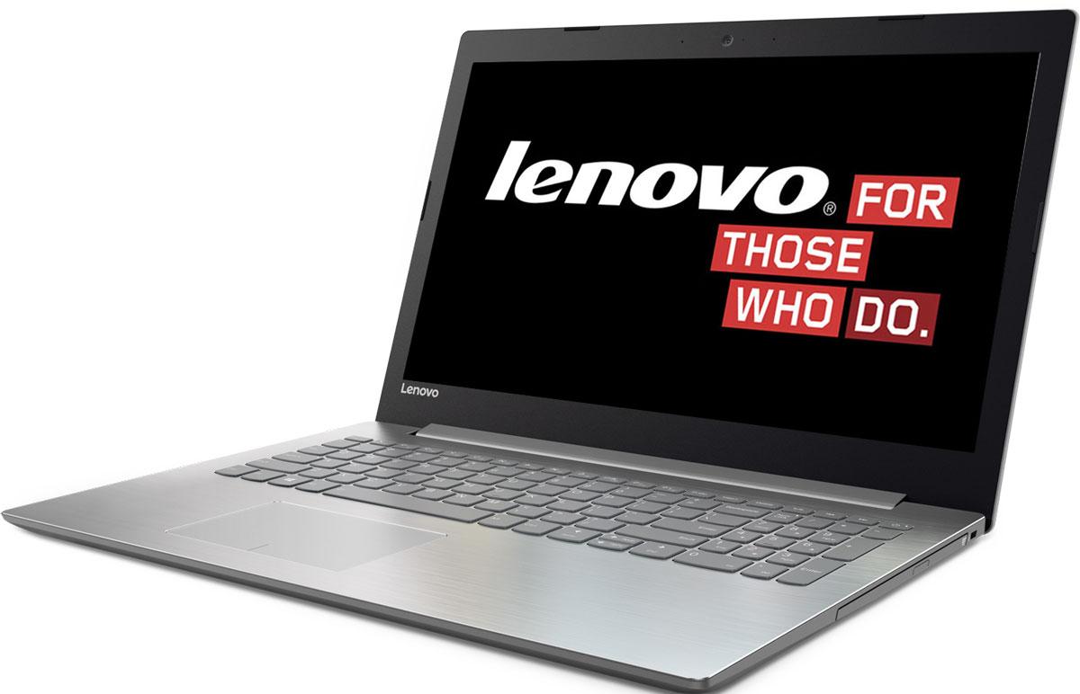 15.6 Ноутбук Lenovo IdeaPad 320-15IAP 80XR0026RK, серый цена