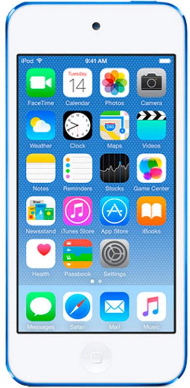 MP3 плеер Apple iPod Touch 128GB, Blue аудио apple ipod touch 128gb голубой