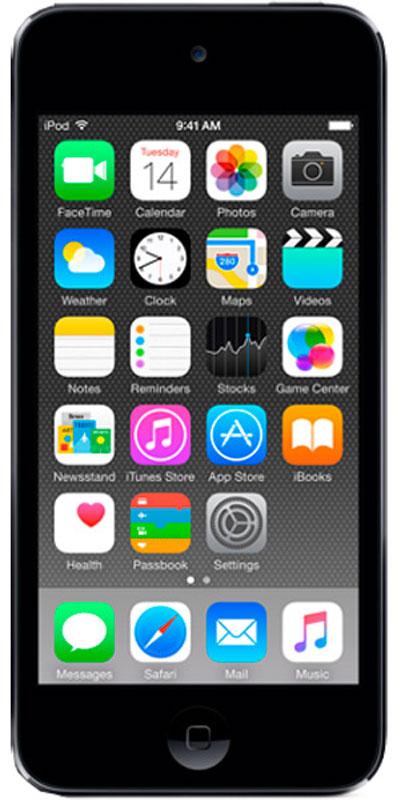 MP3 плеер Apple iPod Touch 128GB, Space Gray аудио apple ipod touch 128gb голубой