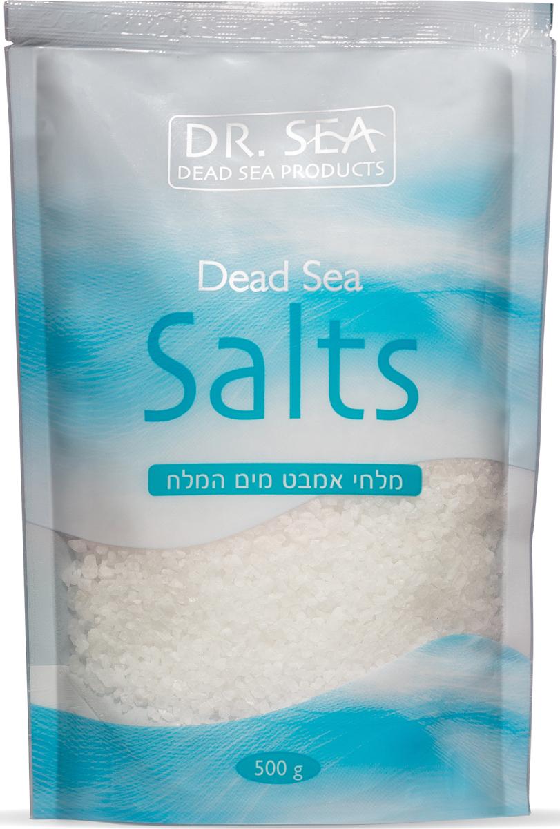 Dr. Sea Соль Мертвого Моря, 500 г
