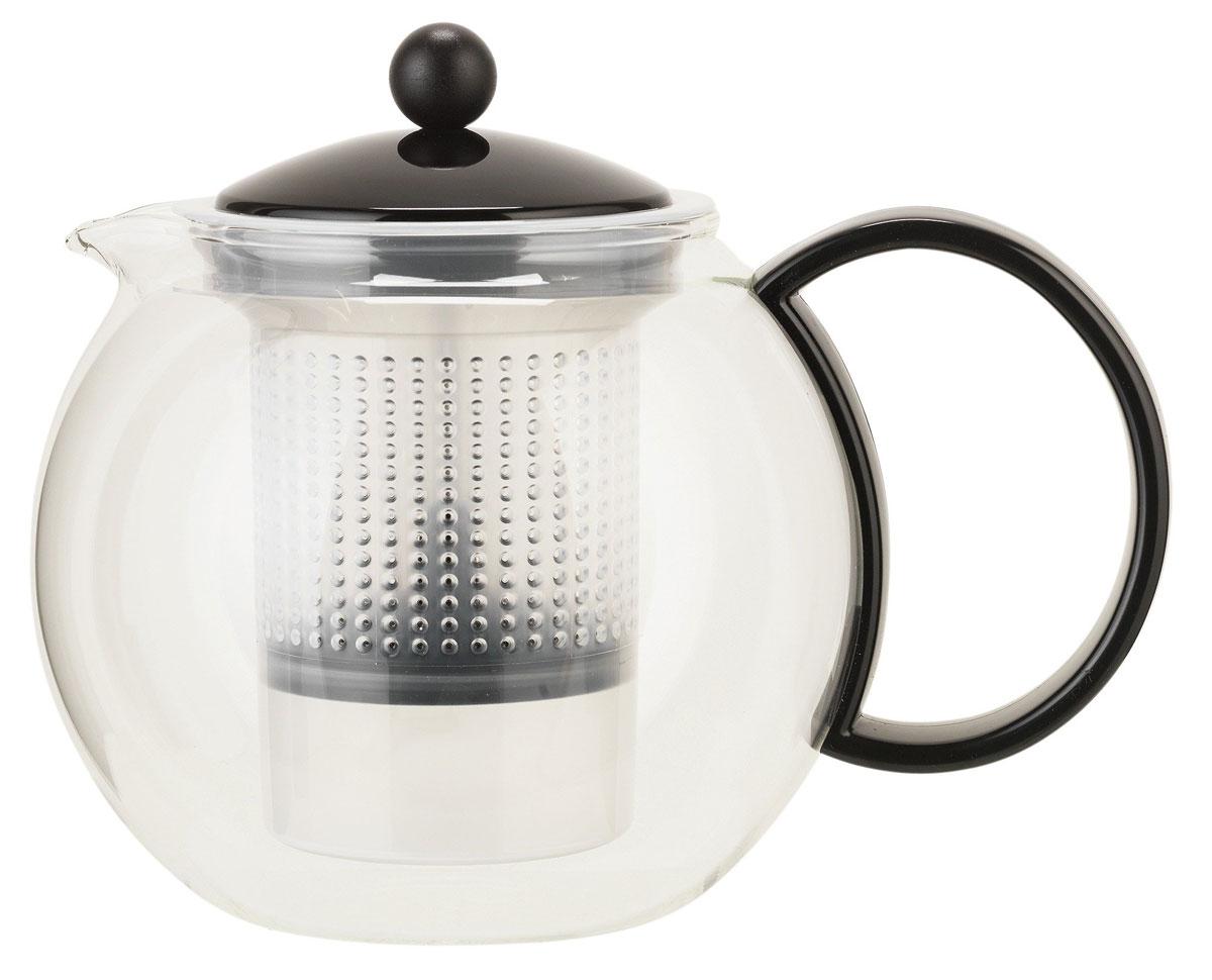 Чайник заварочный Bodum Assam, с фильтром, 1 л чайник заварочный bodum assam с фильтром 1 л