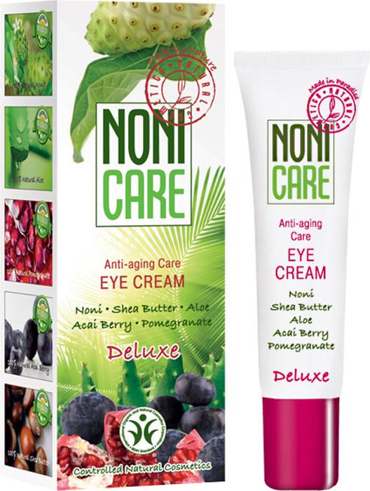 NonicareОмолаживающий крем для контура глаз Deluxe - Eye Cream 15 мл Nonicare